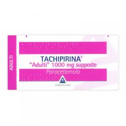 Bayer Spa - Tachipirina Adulti 10 Supposte 1000mg - 012745067