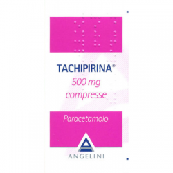 Angelini - Tachipirina 20 Compresse 500mg - 012745093