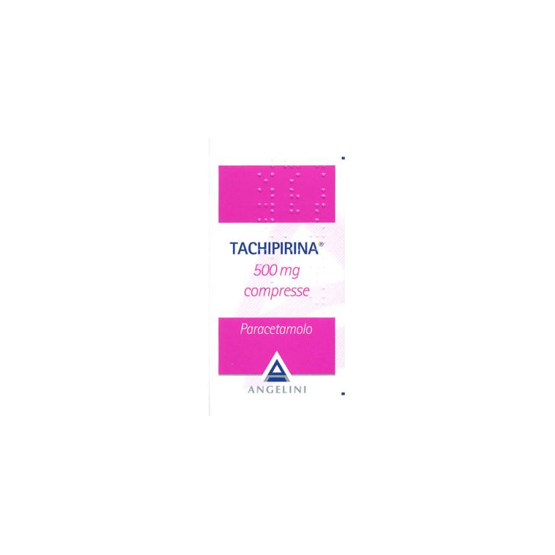 Angelini - Tachipirina 20 Compresse 500mg - 012745093