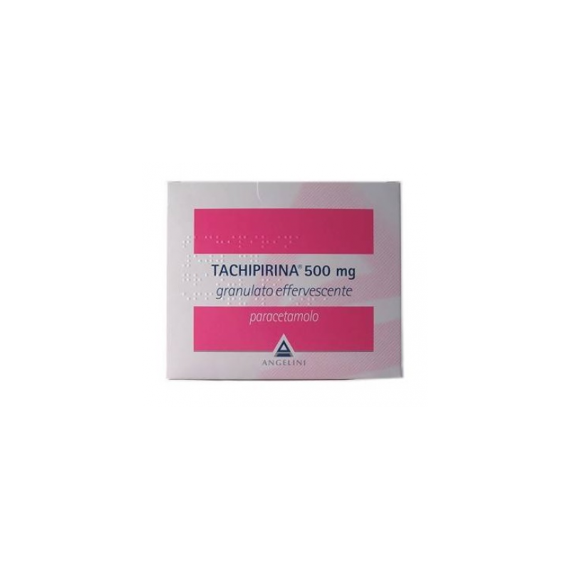 Tachipirina granulato effervescente 20bustine 500mg
