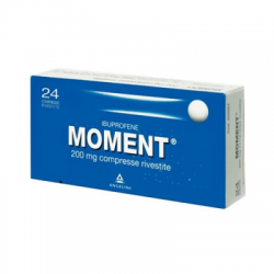 Angelini - Moment 24cpr Riv 200mg - 025669072
