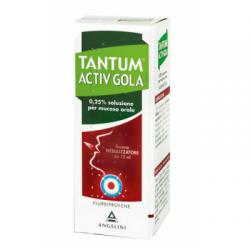 Angelini - Tantum Verde Gola 0,25% - 15 ml - 034015026