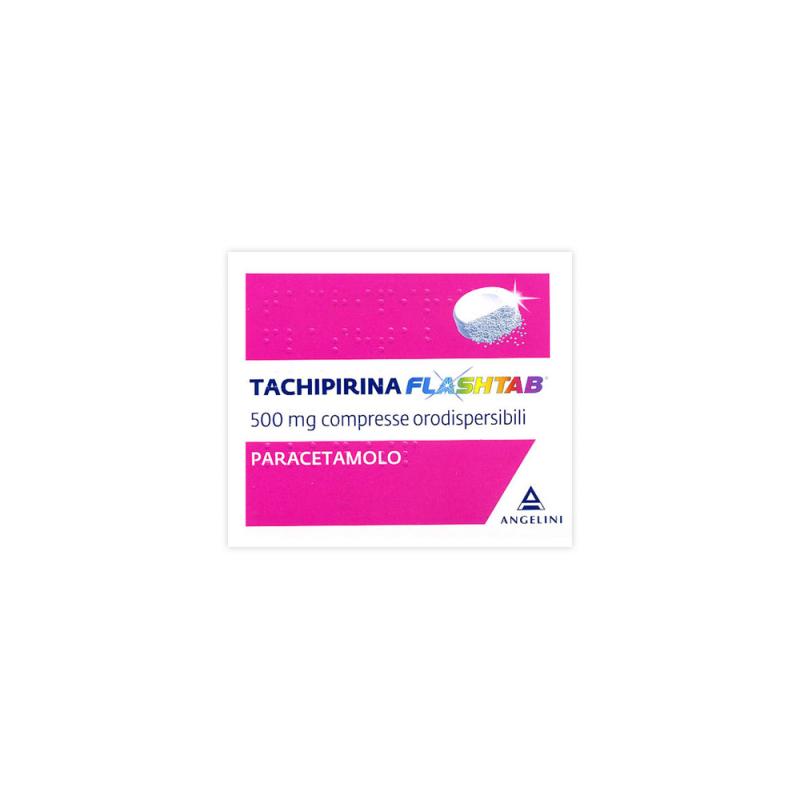 Tachipirina Flashtab12cpr250