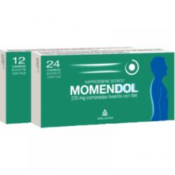Angelini - Momendol 24cpr Riv 220mg - 025829185