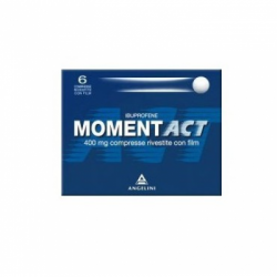 Angelini - Momentact 6cpr Riv 400mg - 035618014