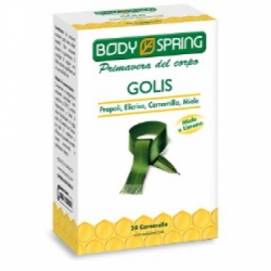 Angelini - Body Spring Golis Caramelle 24pz - 900095062