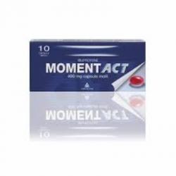 Angelini - Momentact 10 Compresse Molli 400mg - 035618038
