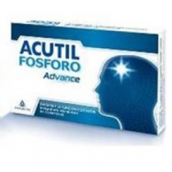 Angelini - Acutil Fosforo Advance 50 Compresse - 930605264