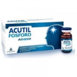 Angelini - Acutil Fosforo Advance 10 Flaconcini - 930605288