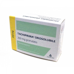 Angelini - Tachipirina Orosolubile 10 bustine 250mg - 040313013