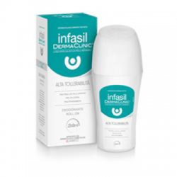 Angelini - Infasil Dermaclinic Alta tollerabilità Deodorante roll-on 50 Ml - 931990473