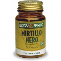 Angelini - Body Spring Mirtillo Nero 50 Capsule - 902998893
