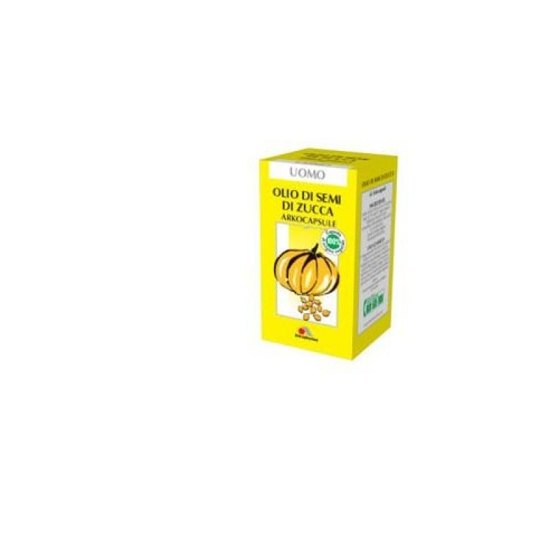 Arkocapsule - Olio di Semi Zucca Arkocapsule 60 Capsule - 913516593