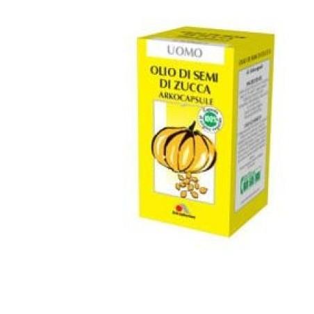 Olio di Semi Zucca Arkocapsule 60 Capsule