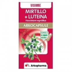 Arkocapsule - Mirtillo + Luteina 45arkocapsule - 922888250