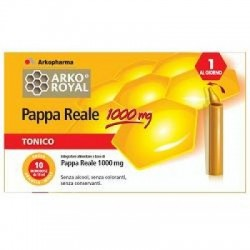 Arkopharma - Pappa Reale Pack 1000 Mg 20 Fiale - 913449690