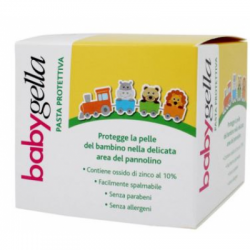 Babygella - Babygella Pasta Protettiva Vaso 150 Ml - 908077466