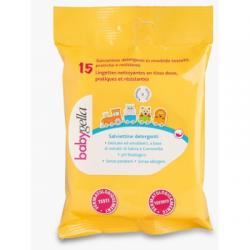 Babygella - Babygella Salviettine Detergenti Per 15 - 900683638