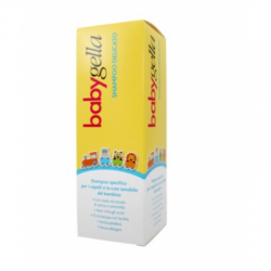 Babygella - Babygella Shampoo Delicato Flacone 250 Ml - 901088094