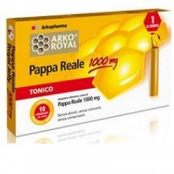 Arkopharma - Pappa Reale 1000 Mg 10 Fiale 150 Ml - 913449676