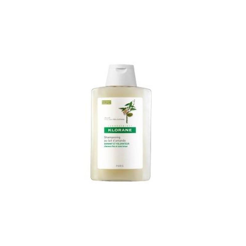 Klorane - Klorane Shampoo Latte Mandorla 400 Ml - volumizzante - 900644675