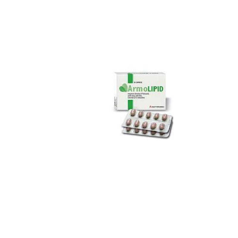 Meda Pharma Spa - ARMOLIPID INTEGRATORE CONTROLLO DEL COLESTEROLO 30 COMPRESSE - 904452962
