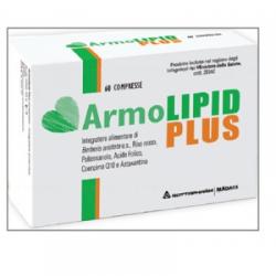 Meda Pharma Spa - ARMOLIPID PLUS INTEGRATORE PER ABBASSARE COLESTEROLO 60 COMPRESSE - 935688945