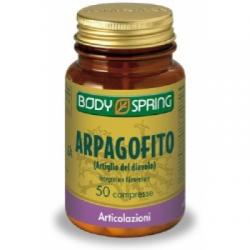 Angelini - Body Spring Artiglio Del Diavolo 50 Compresse - 902998451