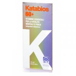 Sit Laboratorio Farmaceutico - Katabios 60+ Gocce 15 Ml - 935589996
