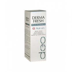 Dermafresh - Dermafresh Deodorante Pelli Allergiche Roll-on 75 ml - 932681392