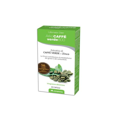 Arkocaffe' Verde 800 30 Capsule