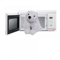 Warmies - Warmies Peluche riscaldabile Orso Polare - 923446773
