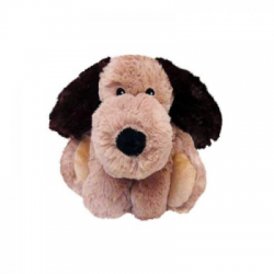 Warmies - Warmies Peluche riscaldabile Cane Marrone - 923328557