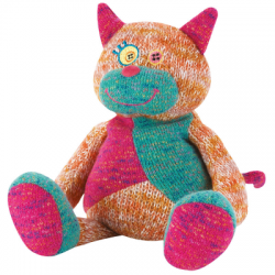 Warmies - Warmies Peluche Deluxe Gatto - 927144030