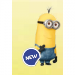 Warmies - Warmies Peluche Minion Kevin - 927144093