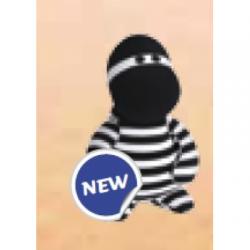 Warmies - Warmies Peluche Socky Doll Bandito - 927144042