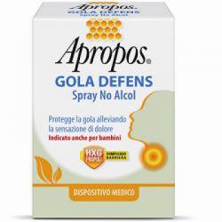 - Apropos Gola Defens Spray No Alcol 20 Ml - 924127083