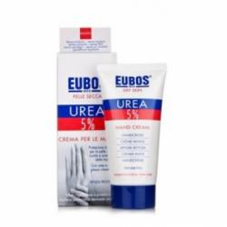 Eubos - Eubos Urea 5% Crema Mani 75 Ml - 939327045
