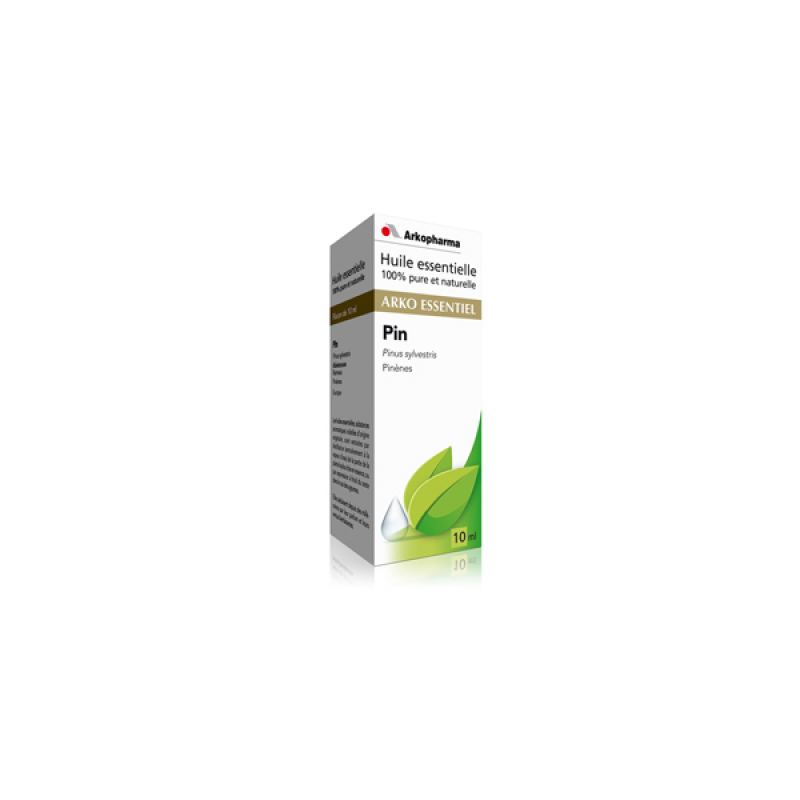 Arkopharma - Olio Essenziale Pino 10 Ml - 926563887