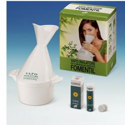 Sit Laboratorio Farmaceutico - Inalatore Vapo Per Compresse Fomentil - 909769794