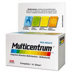 Multicentrum - Multicentrum 30 Compresse - 909963985
