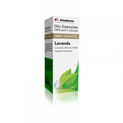 Arkopharma - Olio Essenziale Lavanda 10 Ml - 926563836