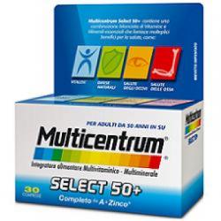 Multicentrum - Multicentrum Select 50+ 30 Compresse - 901650717