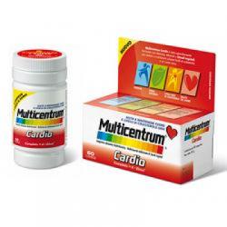Multicentrum - Multicentrum Cardio 60 Compresse - 931222210