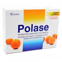 Polase - Polase Arancia 12 Bustine Effervescenti - 931400713