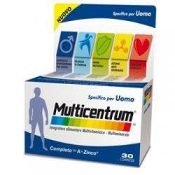 Multicentrum - Multicentrum Uomo 30 Compresse - 931449452