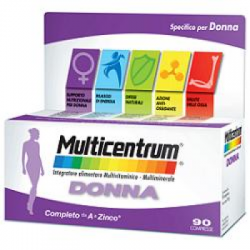 Multicentrum - Multicentrum Donna 90 Compresse - 933541563