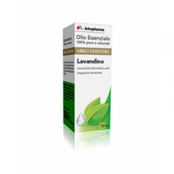 Arkopharma - Olio Essenziale Lavandino 10 Ml - 926563899