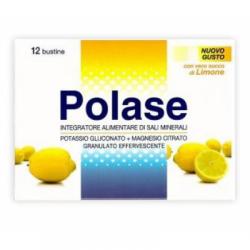 Polase - Polase Limone 12 Bustine - 933906339