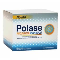 Polase - Polase Ricarica Inverno 28 Bustine Di Polvere Effervescente - 934317165